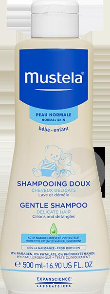 Shampooing doux 500ml