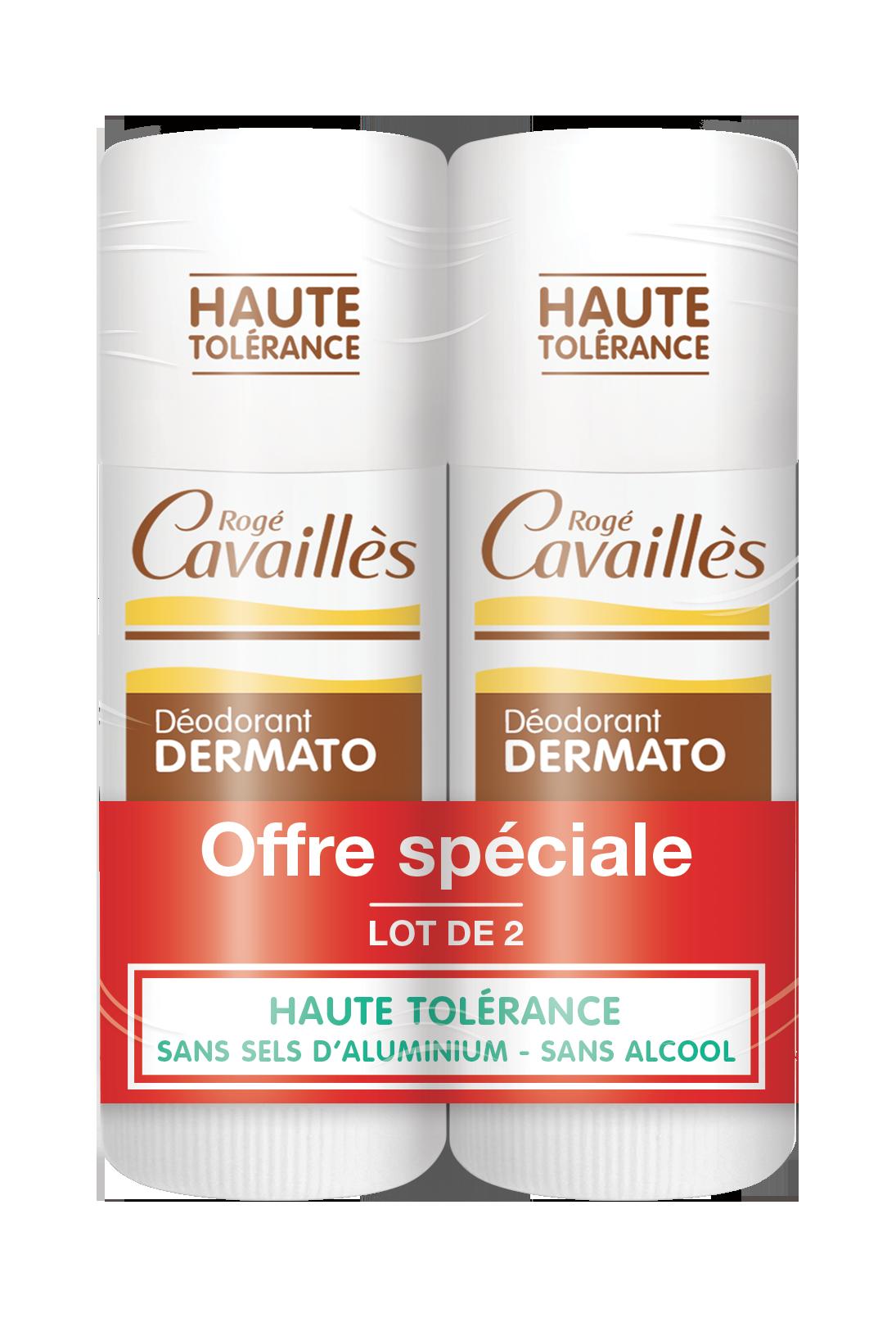 Deodorant Dermato Stick 2 X 40 Ml