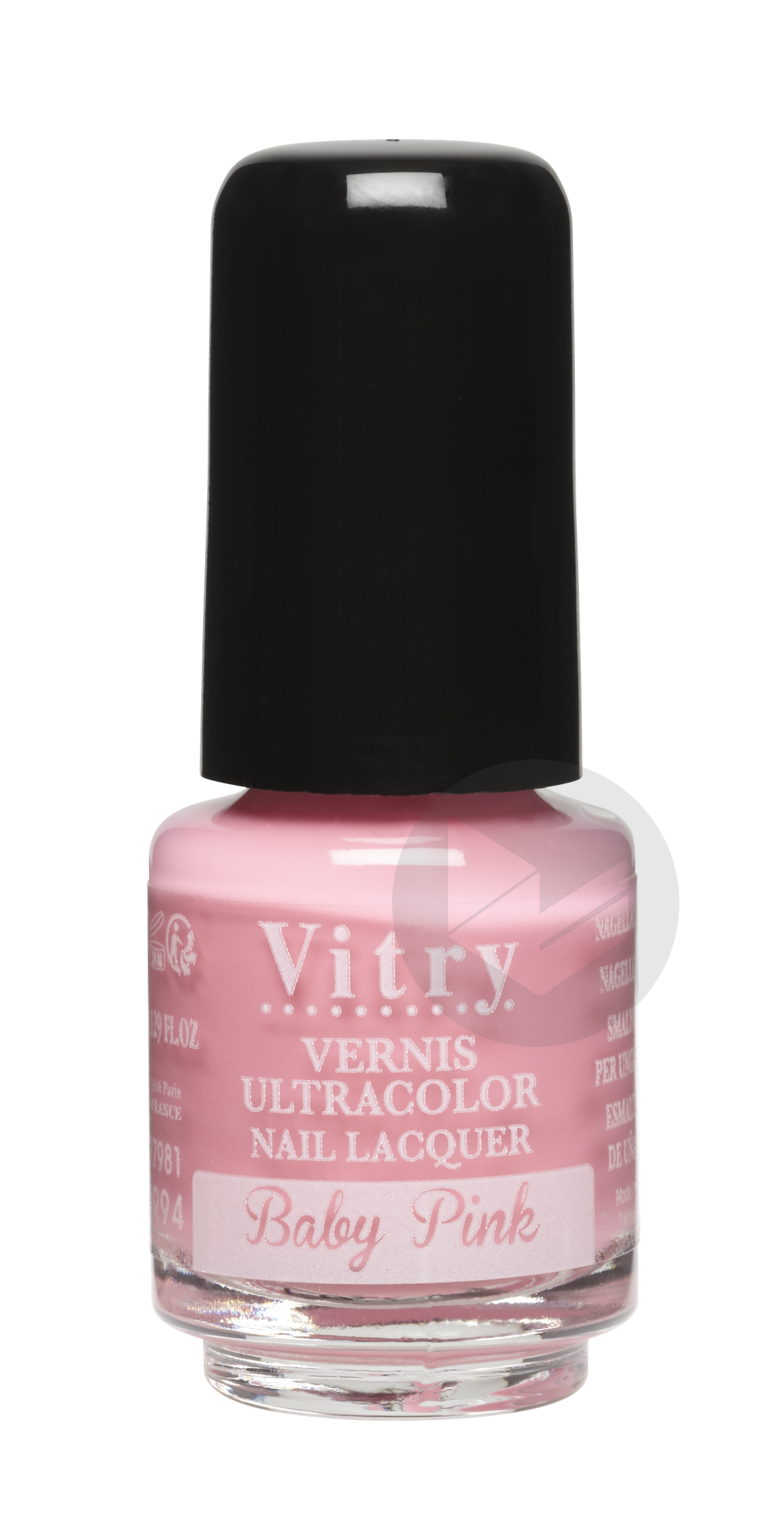 Vitry Mini Vernis à Ongles Baby Pink