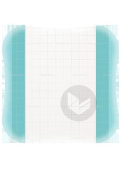 Comfeel Plus transparent  Plaque 13x13cm x10