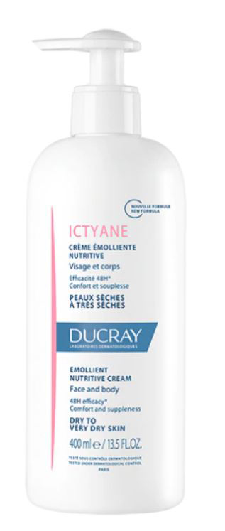 Ictyane Lait Hydratant Corps Peau Normale A Seche 400 Ml