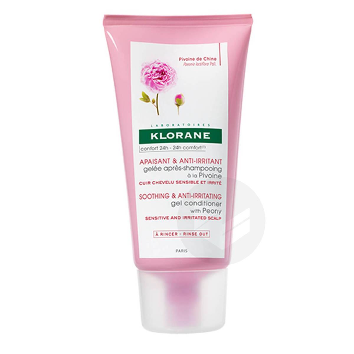 Gelée après shampooing à la Pivoine 150ml