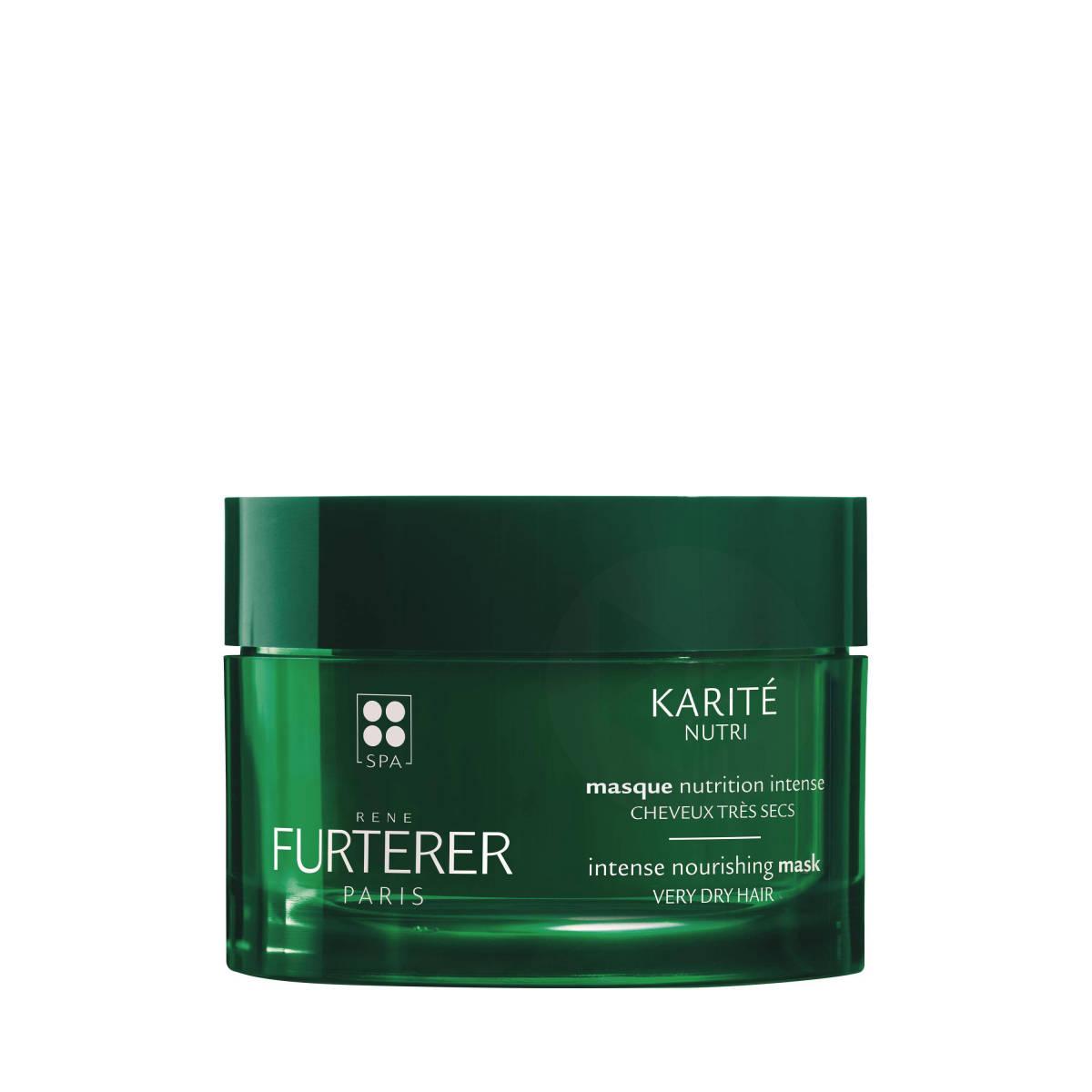 Masque nutrition intense d'exception au beurre de karité 200ml