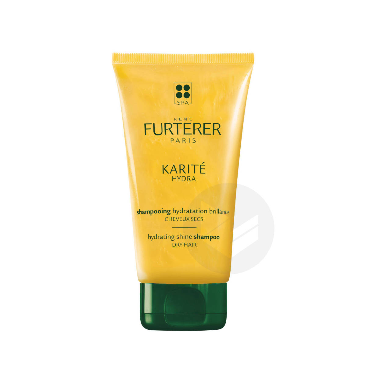 Shampooing hydratation brillance au karité 150ml