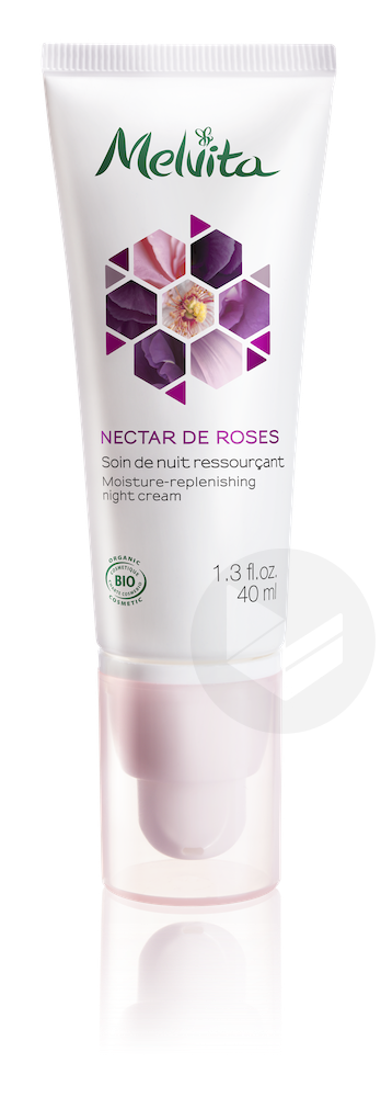 Soin Nuit Ressourcant 40ml