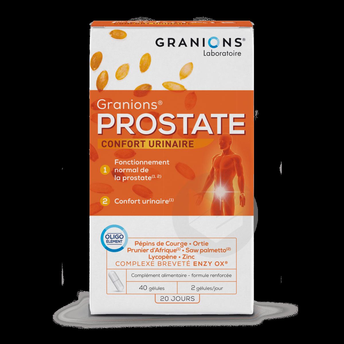 Prostate 30 Gelules