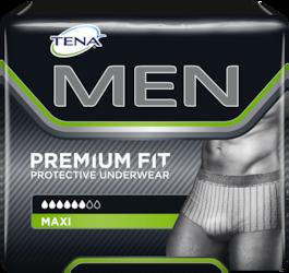 Men Premium Fit Protection Urinaire Niveau 4 L Sach 10