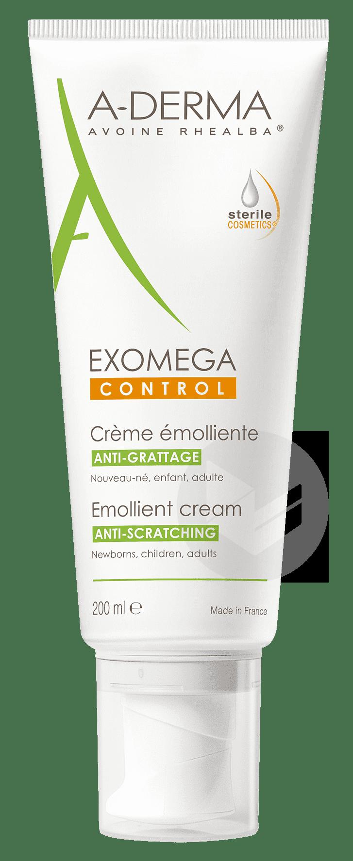 Crème émolliente anti-grattage Cosmétique Stérile 200ml
