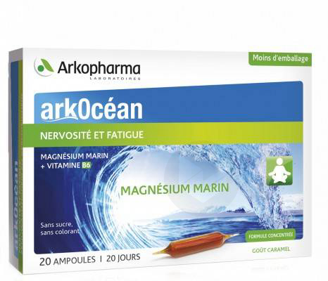 Magnesium Marin S Buv Caramel 20 Amp 10 Ml