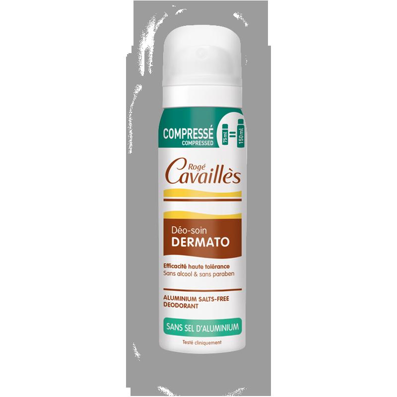 Deodorant Dermato Spray Compresse 75 Ml
