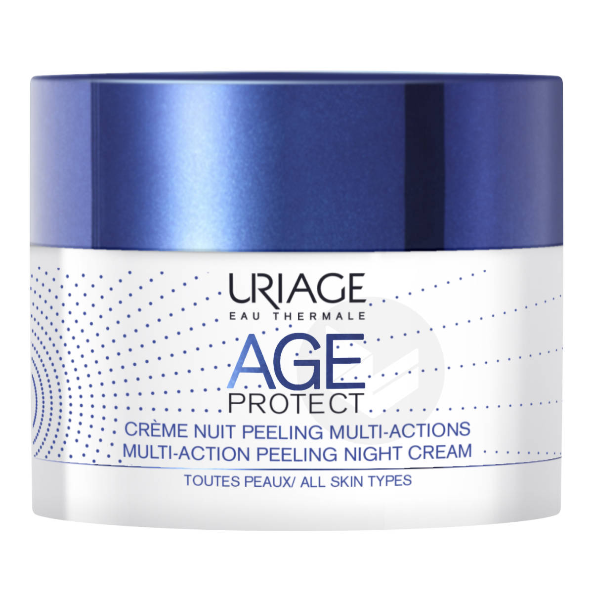 AGE PROTECT Crème nuit peeling multi-actions 50ml