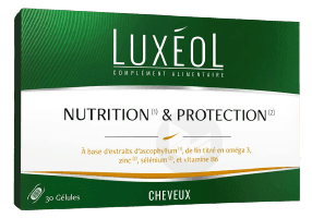 Nutrition & protection 30 gélules