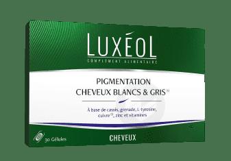 LUXEOL PIGMENTATION CHEVEUX BLANCS Gél B/30