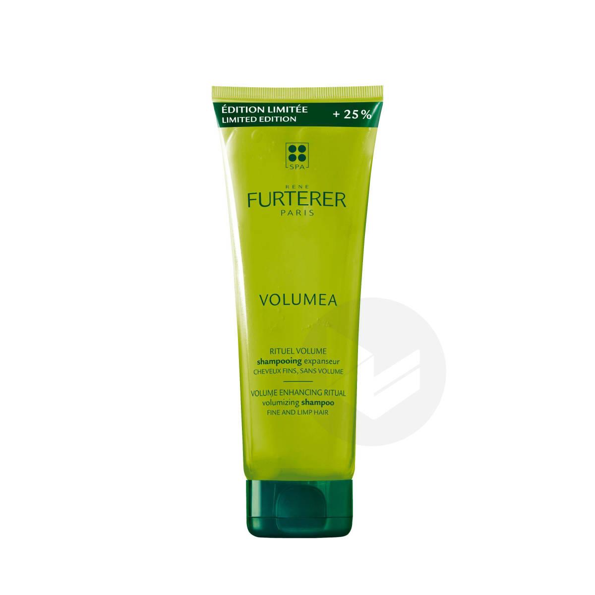 Shampooing expanseur volume cheveux fins 250ml + 50ml offert