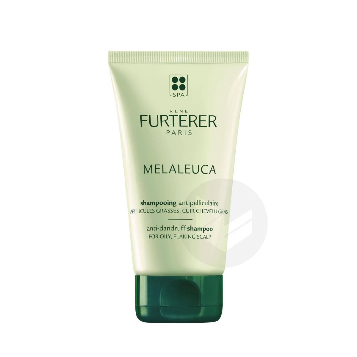 Shampooing antipelliculaire pellicules grasses, cuir chevelu gras 150ml