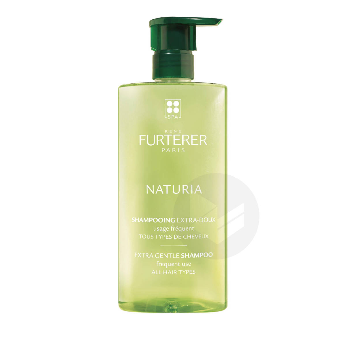 Shampooing extra-doux usage fréquent 500ml