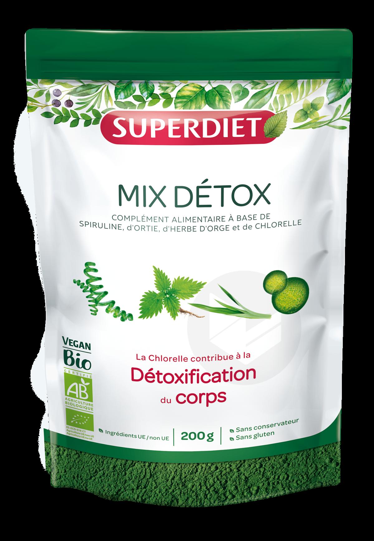 Mix Detox Bio Poudre 200 g