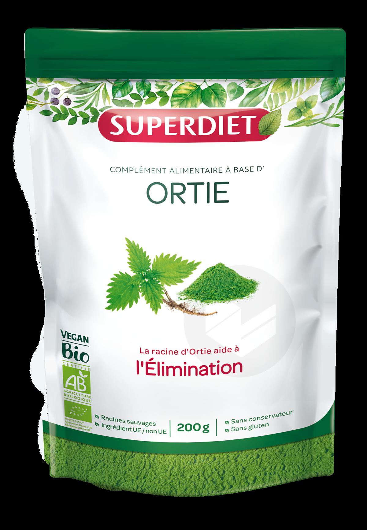 Ortie Bio Poudre 200 g