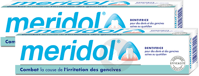 Meridol Pate Dentifrice Protection Gencives 2 T 75 Ml