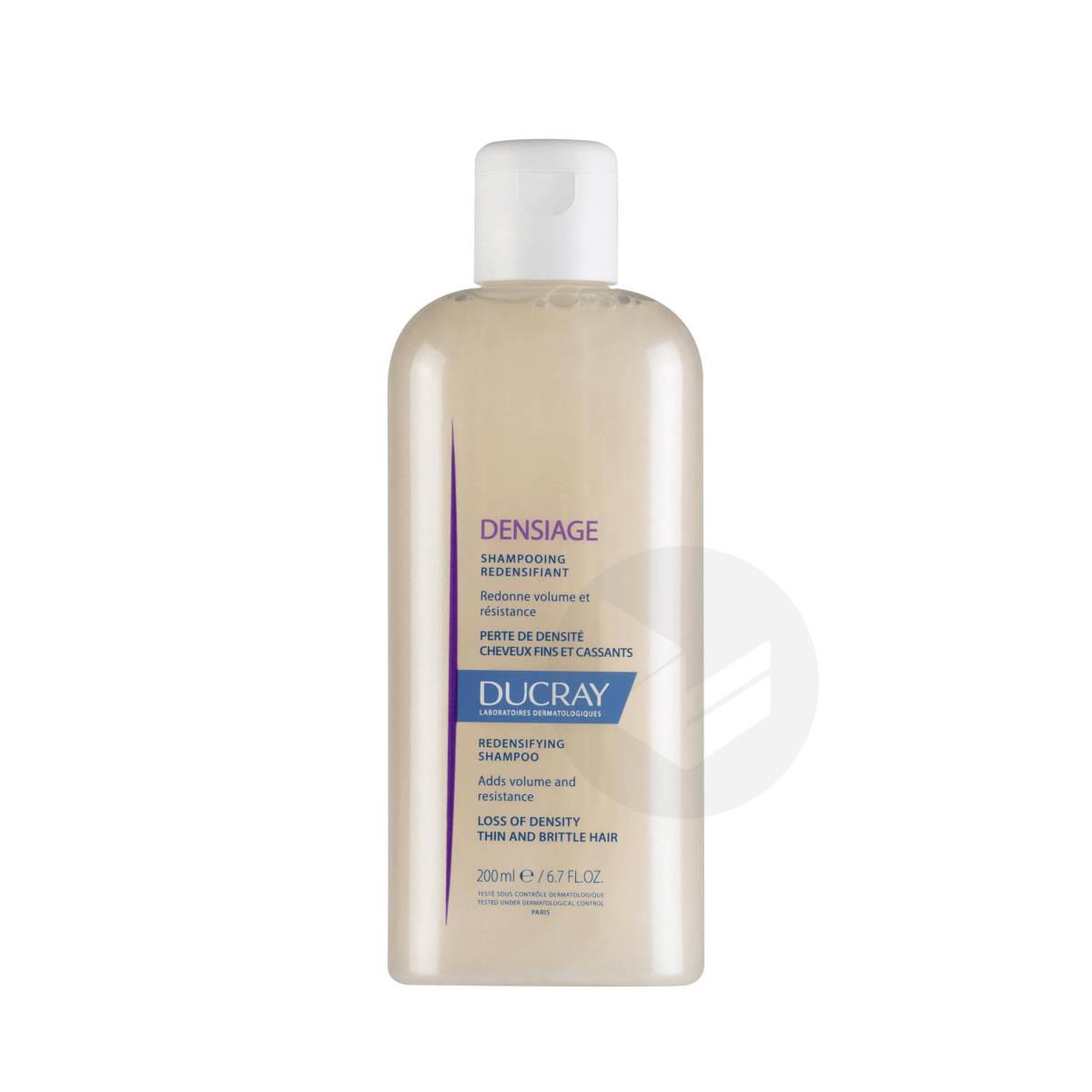 Shampooing redensifiant volume et souplesse cheveux 200ml