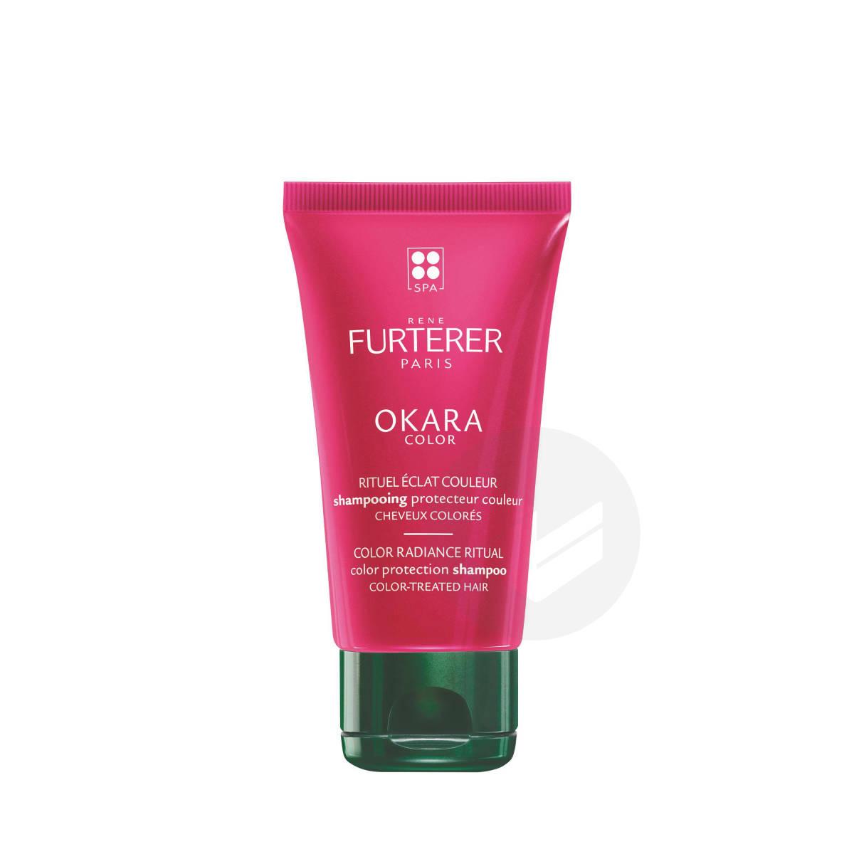 Shampooing protecteur couleur cheveux colorés 50ml