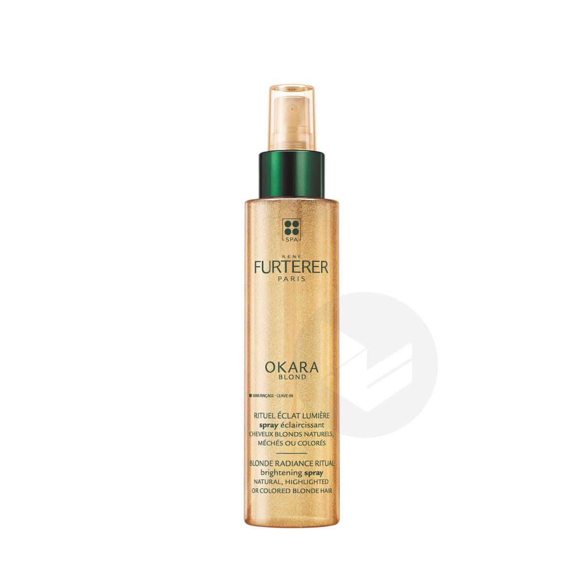 Spray éclaircissant cheveux 150ml