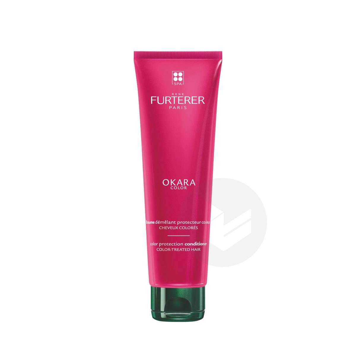 Baume démêlant protecteur couleur après shampoing cheveux colorés 150ml