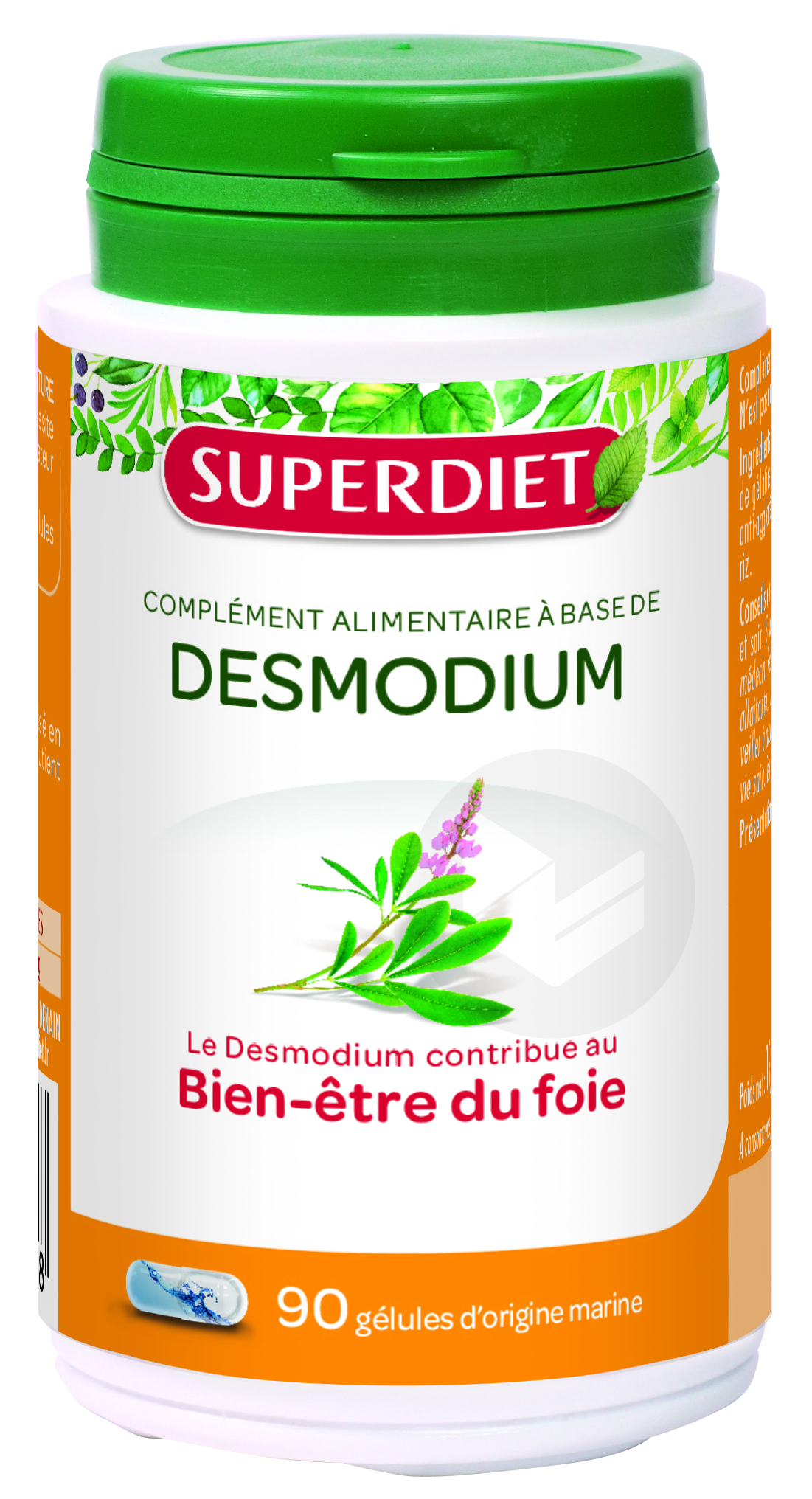 Desmodium 90 Gelules