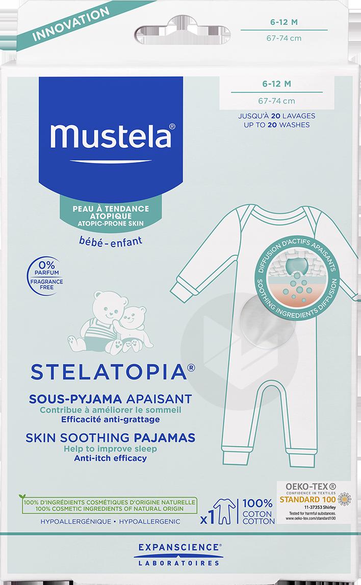 Sous-pyjama apaisant Stelatopia 6-12 mois