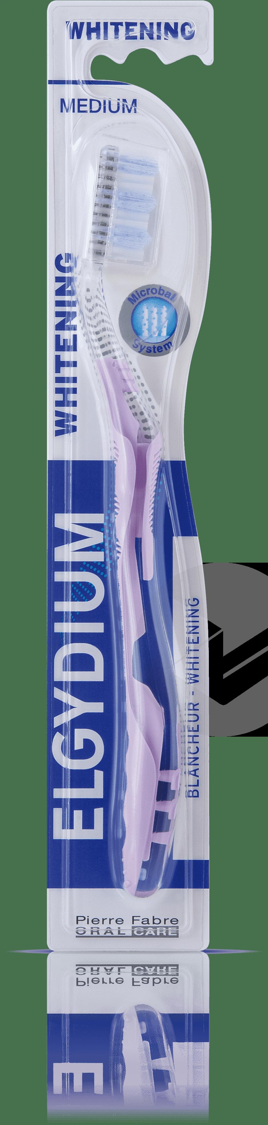 Brosse à dents Blancheur Medium