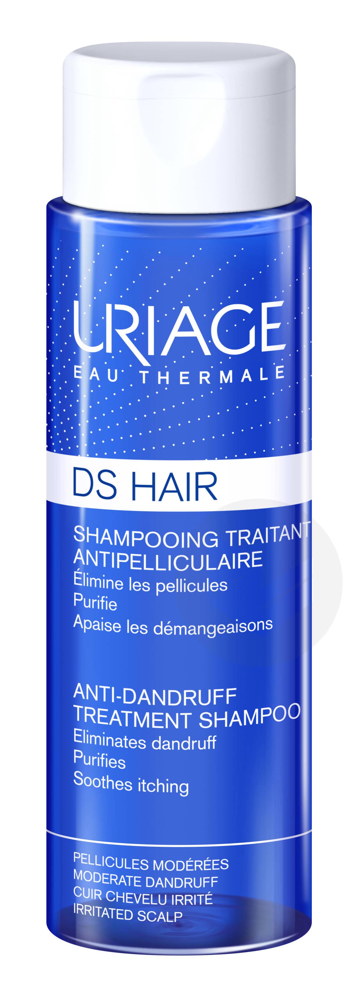 Ds Hair Shampooing Traitant Antipelliculaire 200 Ml