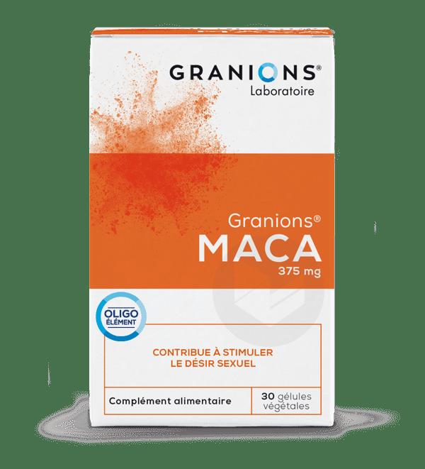 Granions MACA 30 gélules