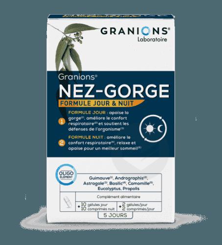 Nez Gorge 10 Gelules 10 Comprimes