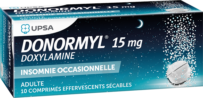 15 Mg Comprime Effervescent Secable Tube De 10