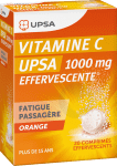 Vitamine C 1000 Mg 20 Comprimes Effervescents