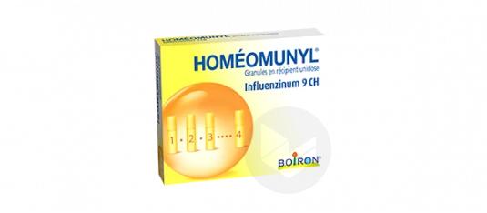 HOMEOMUNIL Granules (4 récipients unidoses)