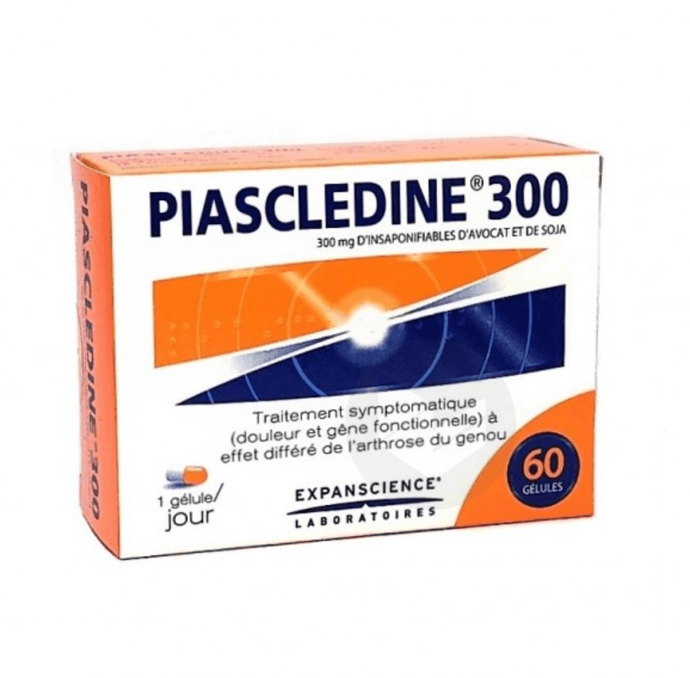 PIASCLEDINE 300 mg Gél Plq/60